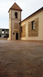 Pavimento stampato - Chiesa di Davoli Marina