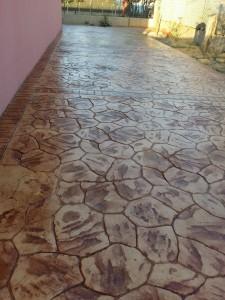 Hardenerpan- Pavimento in cemento stampato