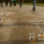 Terra stabilizzata Ecostabilizer -Stadio Ezio scida Crotone 5000 mq