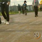 Terra stabilizzata ecostabilizer -Stadio Ezio Scida 5000 mq