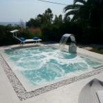 mni piscina idromassaggi biaca