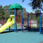 pavimento gomma colata parco giochi Lombardia