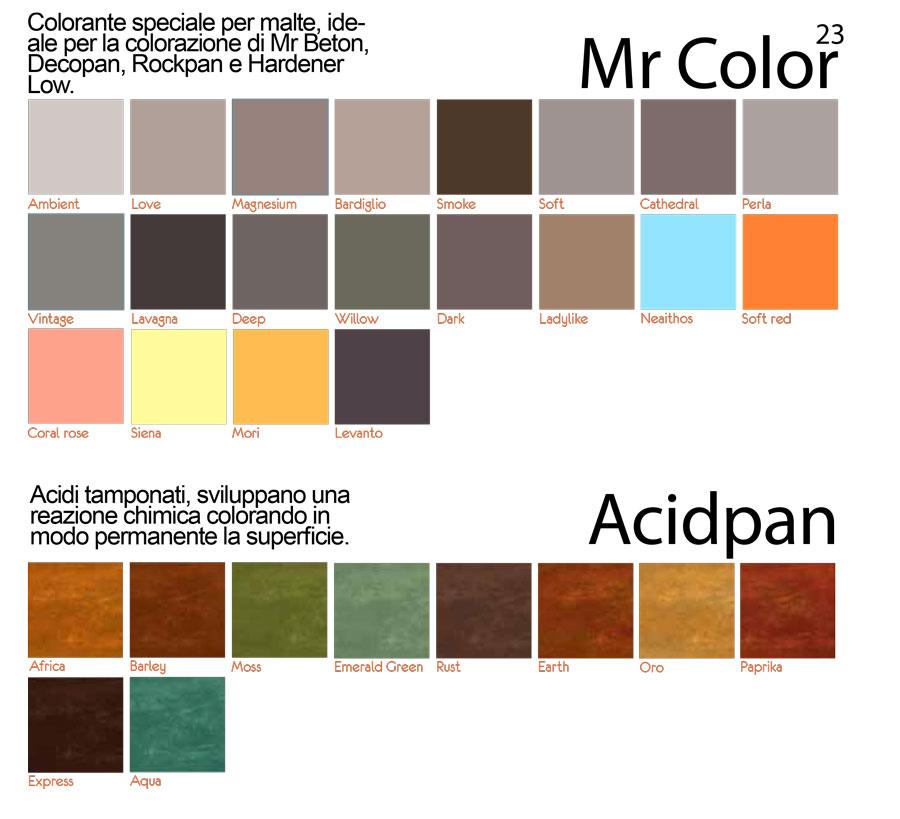 Tabella colori pareti interne gallery of tabella colori with tabella colori pareti interne - Tabella colori per pareti interne ...