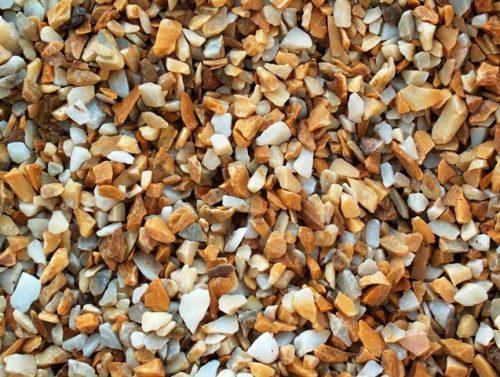 Granulati di marmo naturale
