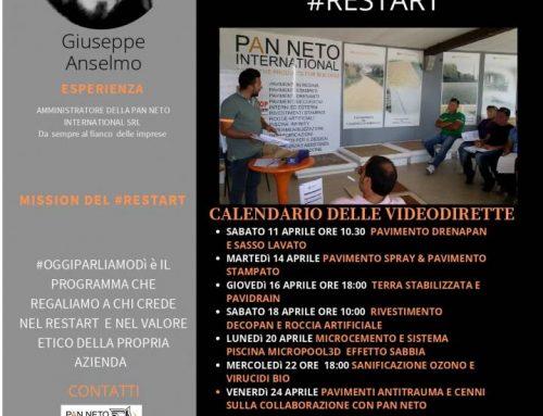 VIDEO CONSULENZA GRATUITA #RESTART